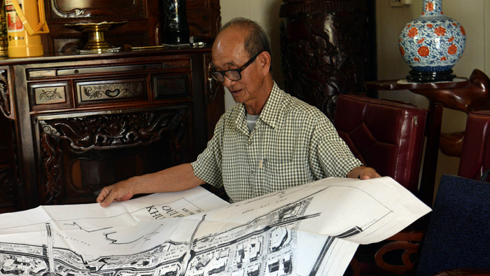 Ho Chi Minh City's former chairman clears up 'missing map' mystery behind land disputes