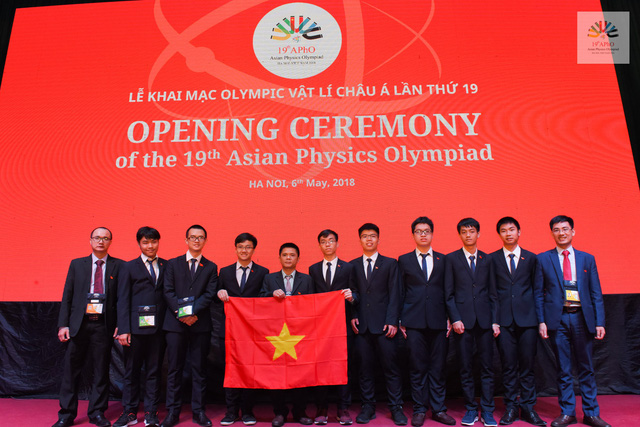 ​19th Asian Physics Olympiad opens in Hanoi