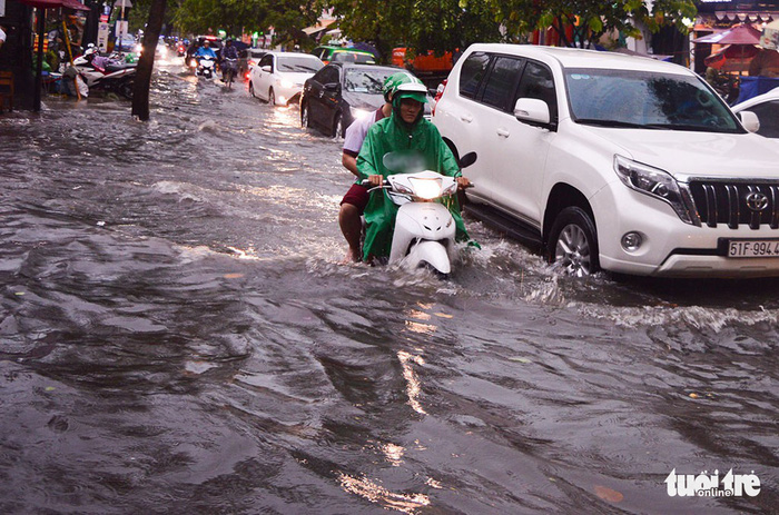 ​Delayed flood control project threatens to worsen inundation in Ho Chi Minh City