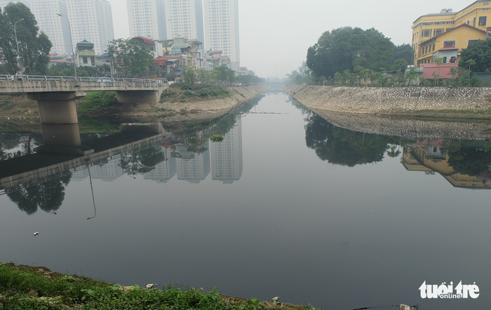 ​90% of Vietnam's urban household wastewater dumped directly into environment: report