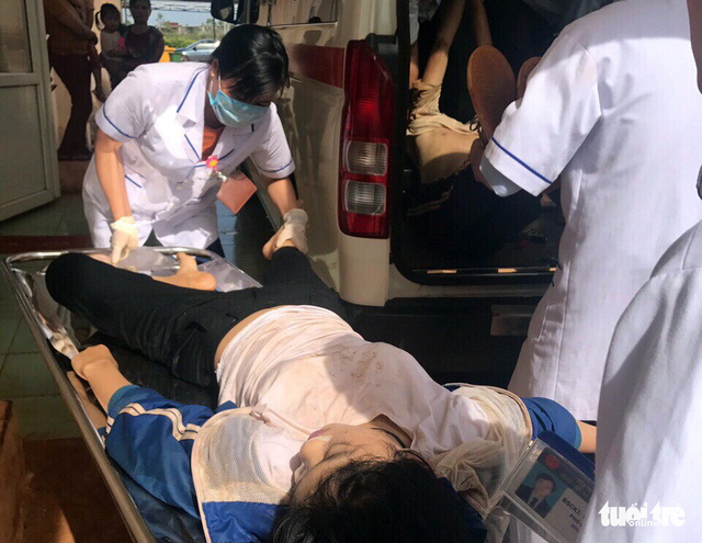 Four students drown in lake in Vietnam's Central Highlands