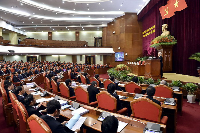 Vietnam's Party Central Committee concludes 7th plenary meeting