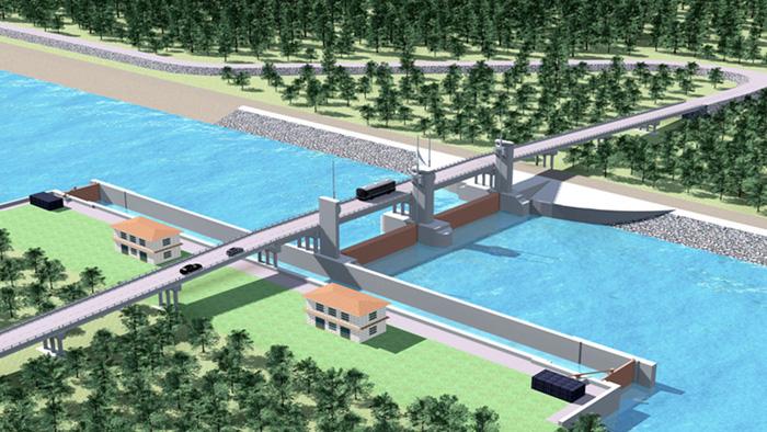 Doubts swirl around ambitious anti-saline intrusion project in Vietnam's Mekong Delta