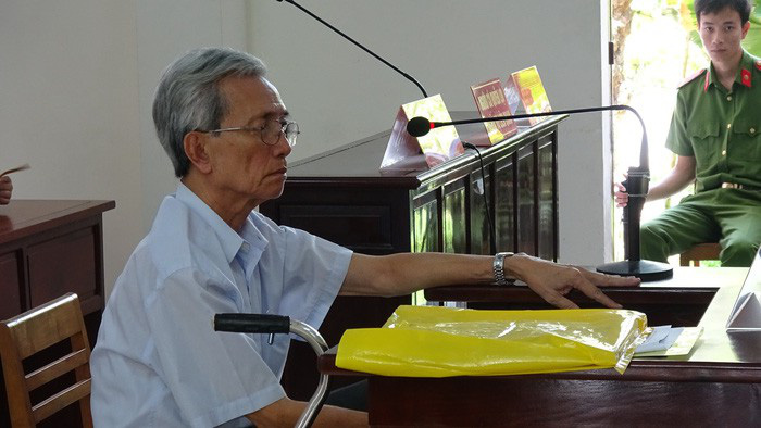​Vietnam's superior court denies sentence reduction for 78-year-old child molester