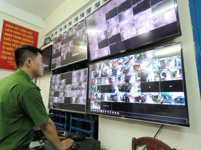 Security camera a vital tool for police investigation in Ho Chi Minh City