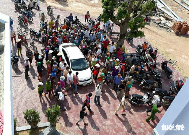 Child abduction suspects held in central Vietnam