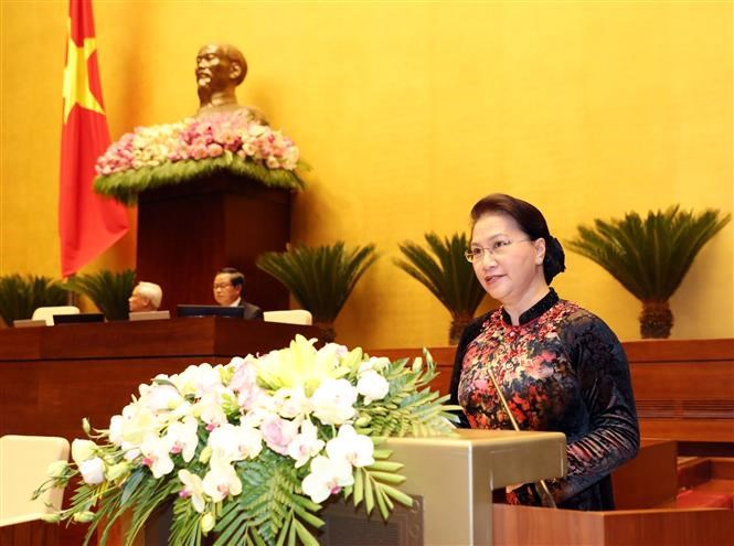 ​Vietnam's lawmaking National Assembly convenes fifth meeting in Hanoi