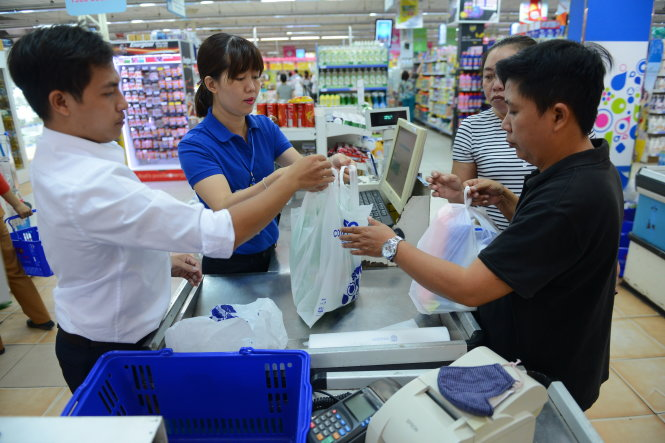 ​Ho Chi Minh City undertakes initiative to curb use of plastic bags