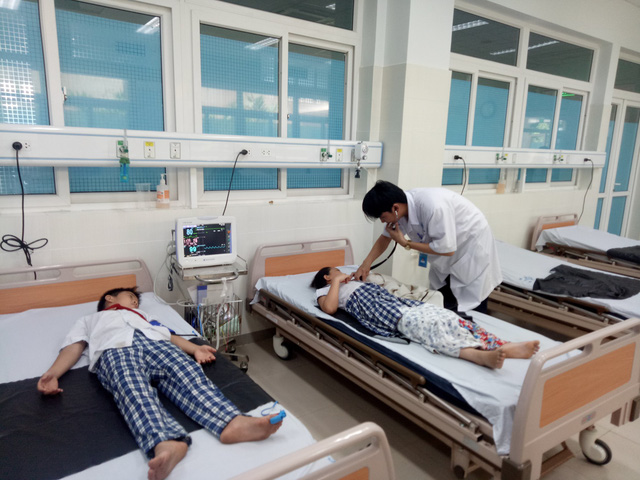 ​Over 40 students hospitalized after drinking milk tea in Vietnam