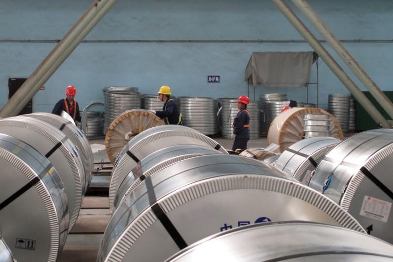U.S. slaps heavy duties on Chinese steel shipped from Vietnam