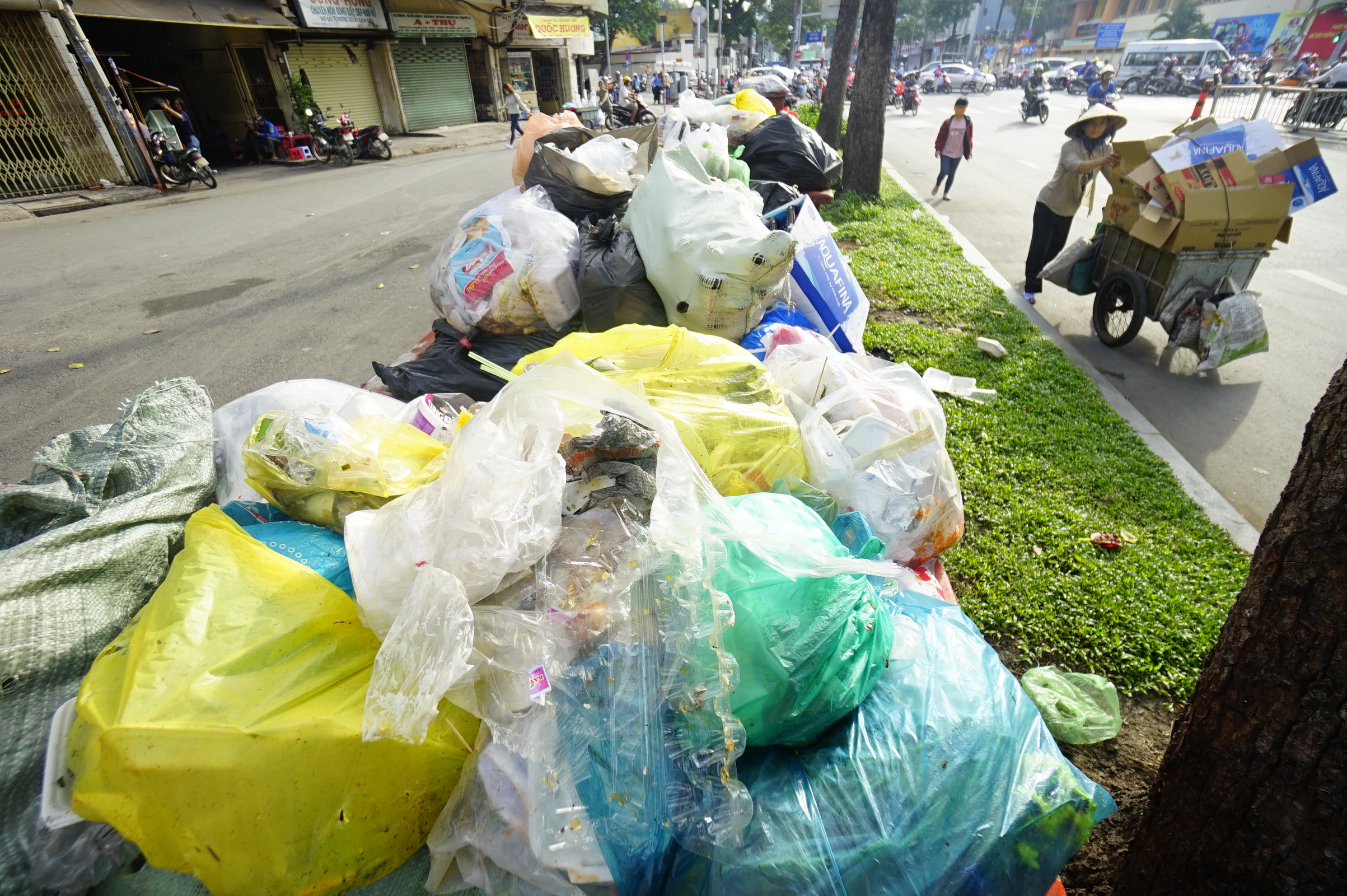 Vietnam should make plastic material too valuable to throw out: expert