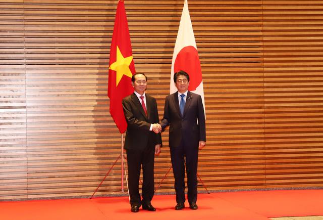 Vietnam, Japan start new development phase of bilateral relationship
