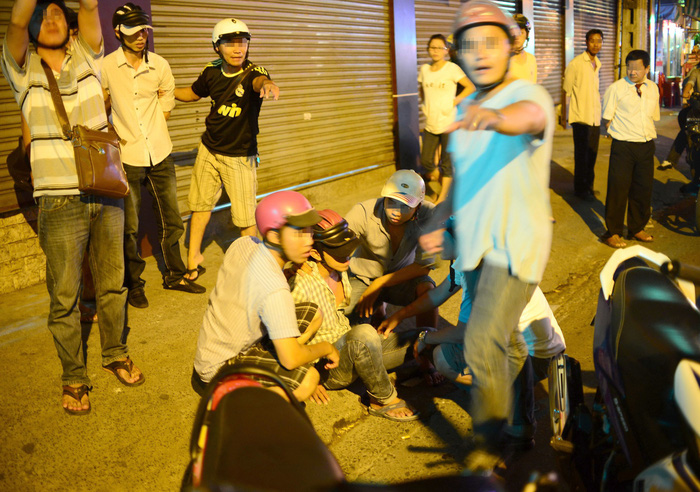 Ho Chi Minh City police blame drug addicts for high crime rate