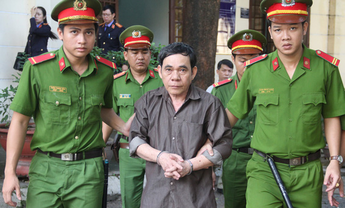 Former Vietnamese official gets death for $2.3mn embezzlement of compensation fund