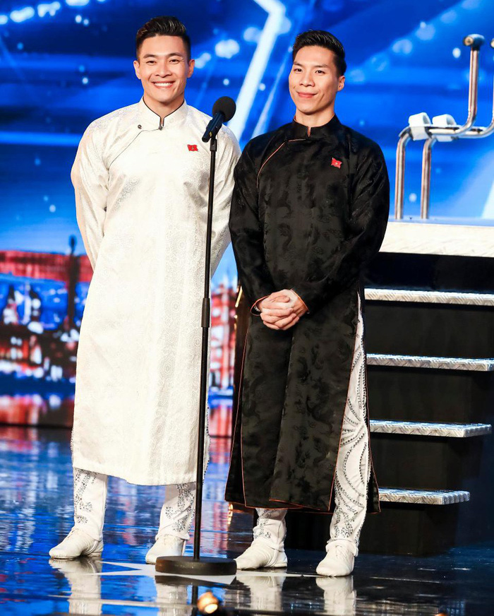 ​Vietnam's Giang Brothers make it to final of 2018 Britain's Got Talent
