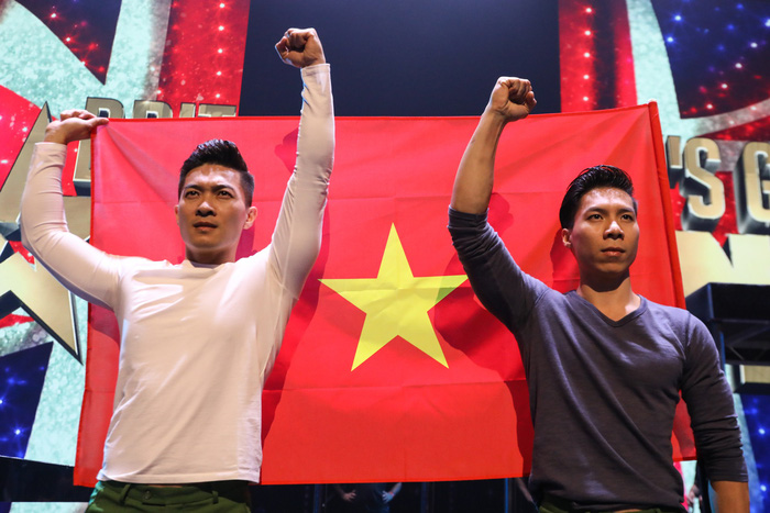 Vietnam's Giang Brothers continue to wow at Britain's Got Talent final