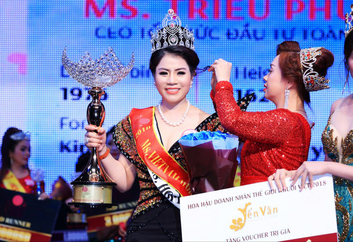 Vietnamese beauty queen suspected of masterminding ring of selling invoices illegally