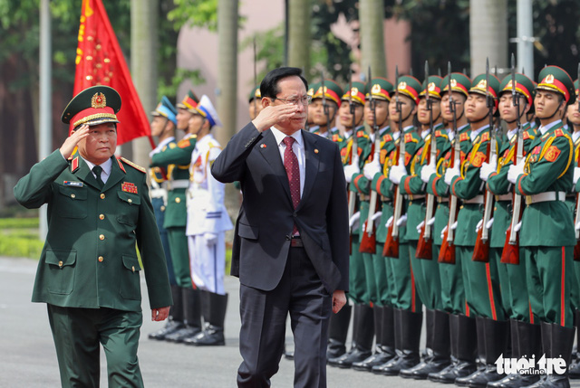 ​Vietnam crucial to S.Korea's expansion of influence in SE Asia: defense minister