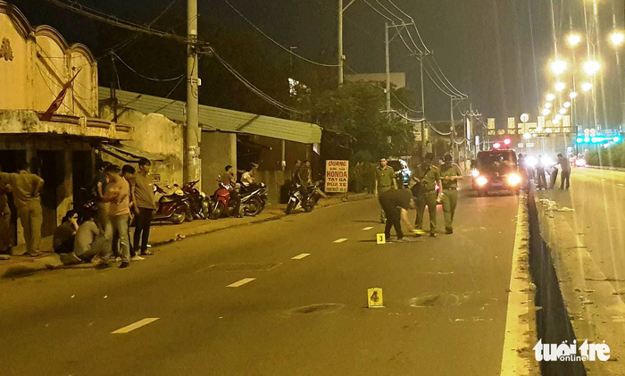 Policeman confirmed to cause death of man following street racers in Saigon