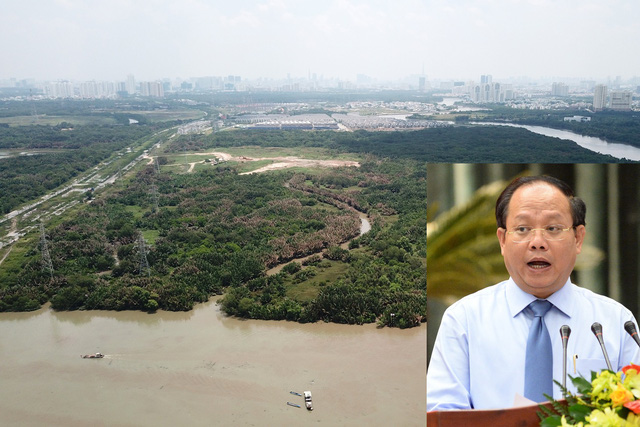 Ho Chi Minh City suggests penalizing deputy Party chief linked to unlawful land sale