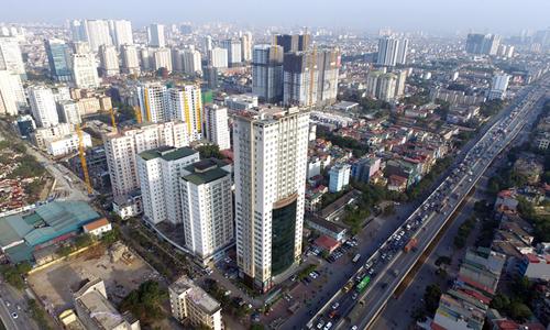 High buildings good solution for Vietnam's urban development: experts