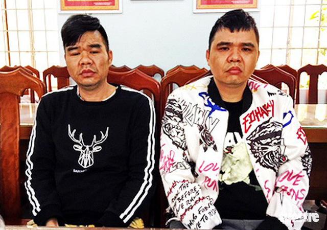 Vietnamese police arrest internationally wanted Chinese fugitives