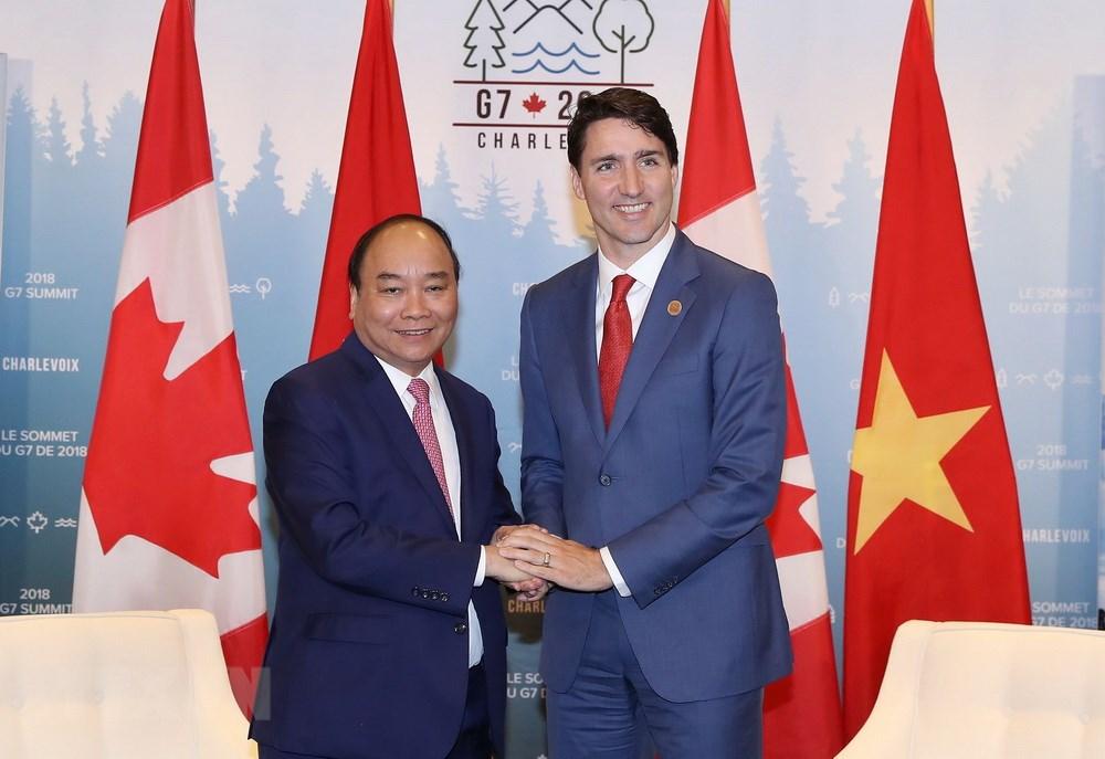 Vietnam, Canada cement multi-faceted cooperation