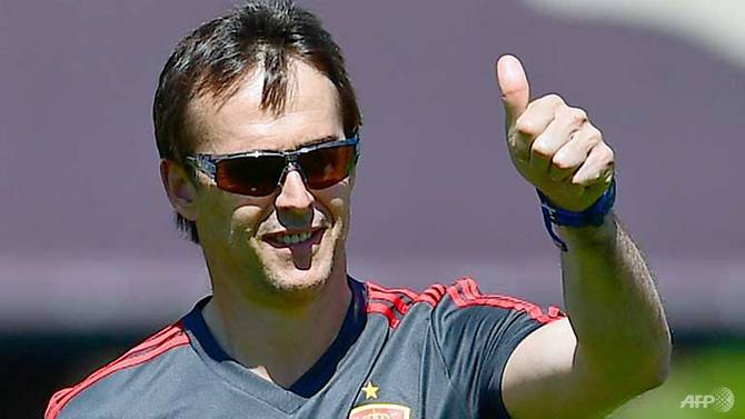 Lopetegui to coach Real Madrid after World Cup