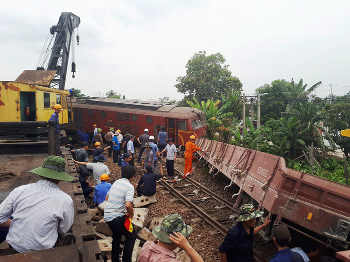Vietnamese railway leaders severely criticized for consecutive accidents
