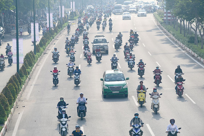Ho Chi Minh City police suggest lowering speed limits on 10 busy roads