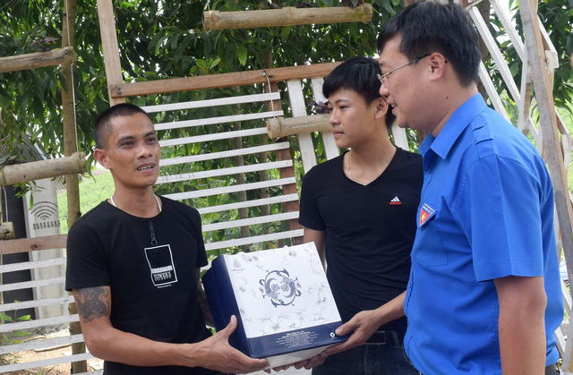 Journey of young Vietnamese man from inmate to entrepreneur