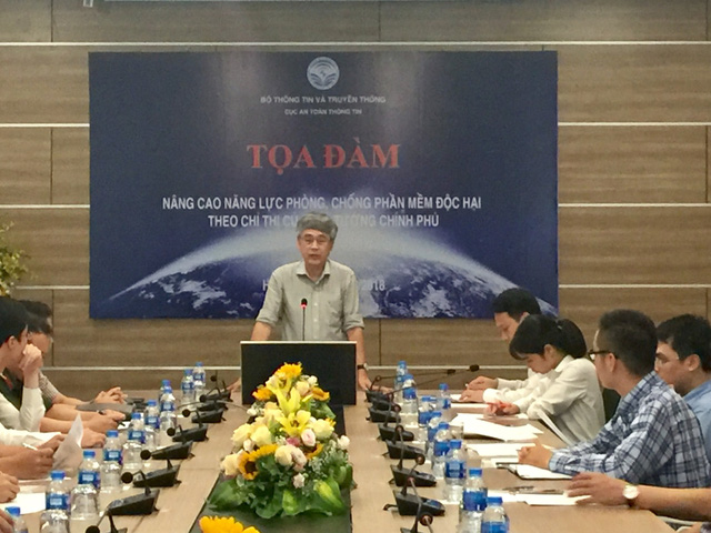 Vietnam 'fertile ground' for malicious software: experts