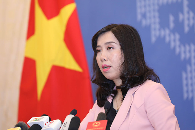 Vietnam's cyber security law 'critically necessary': foreign ministry spokesperson