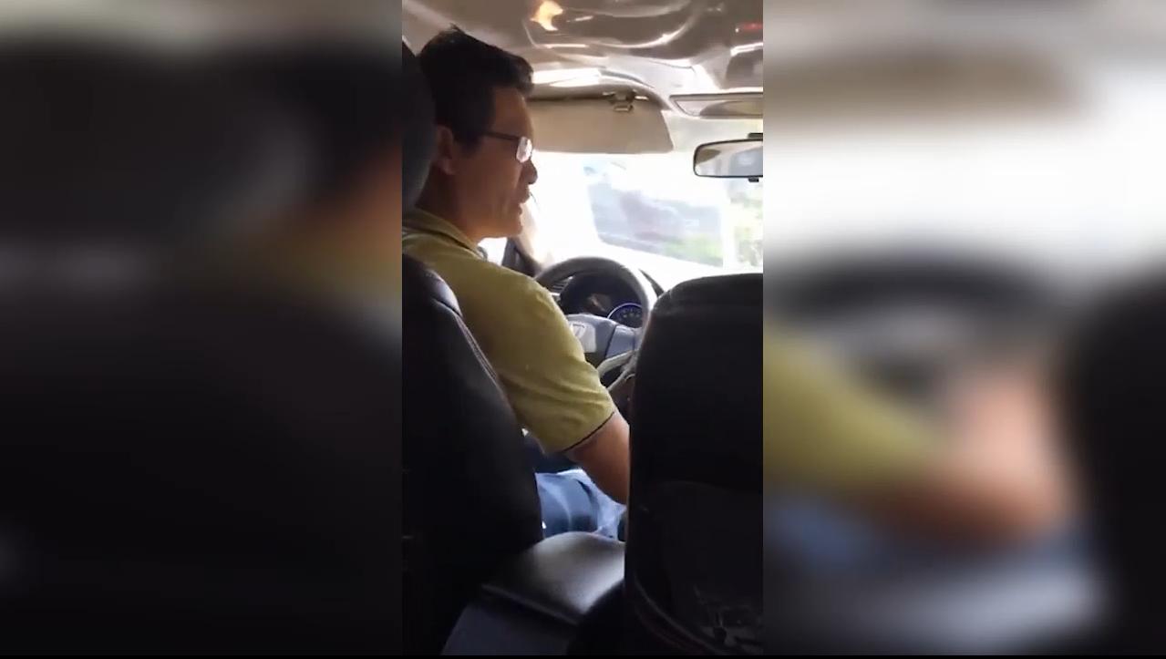Vietnamese GrabCar driver filmed calling passenger 'stupid' for not greeting him