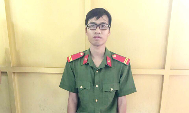 Three nabbed for posing as policemen, disturbing public order in Ho Chi Minh City