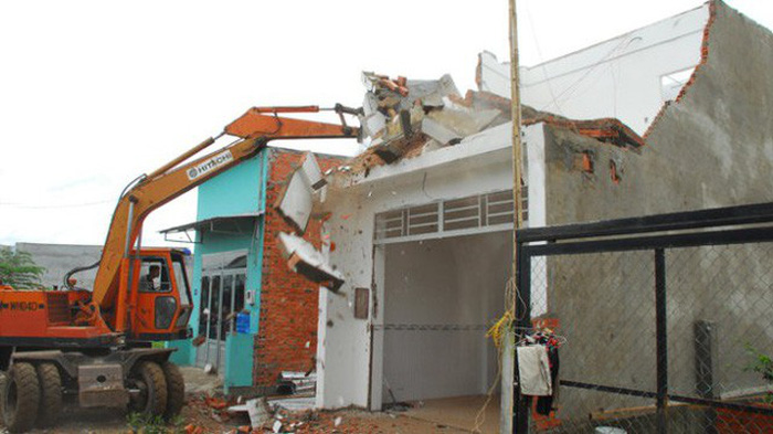 ​Hundreds of unlicensed houses sprout amidst lax regulation in Ho Chi Minh City