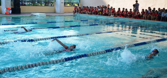 ​​Da Nang to offer swimming lessons to 28,000 students during summer break