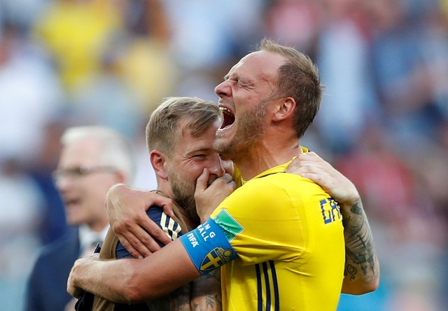 Sweden bury World Cup opening jinx to beat SouthKorea