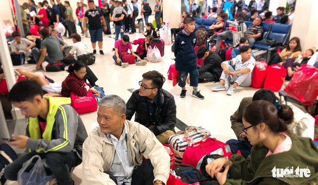 Vietnam's aviation watchdog replaces 'flight delay, cancellation' with 'not-on-time service'