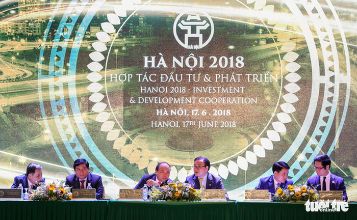 PM believes Hanoi can improve business environment to emulate Singapore, Hong Kong