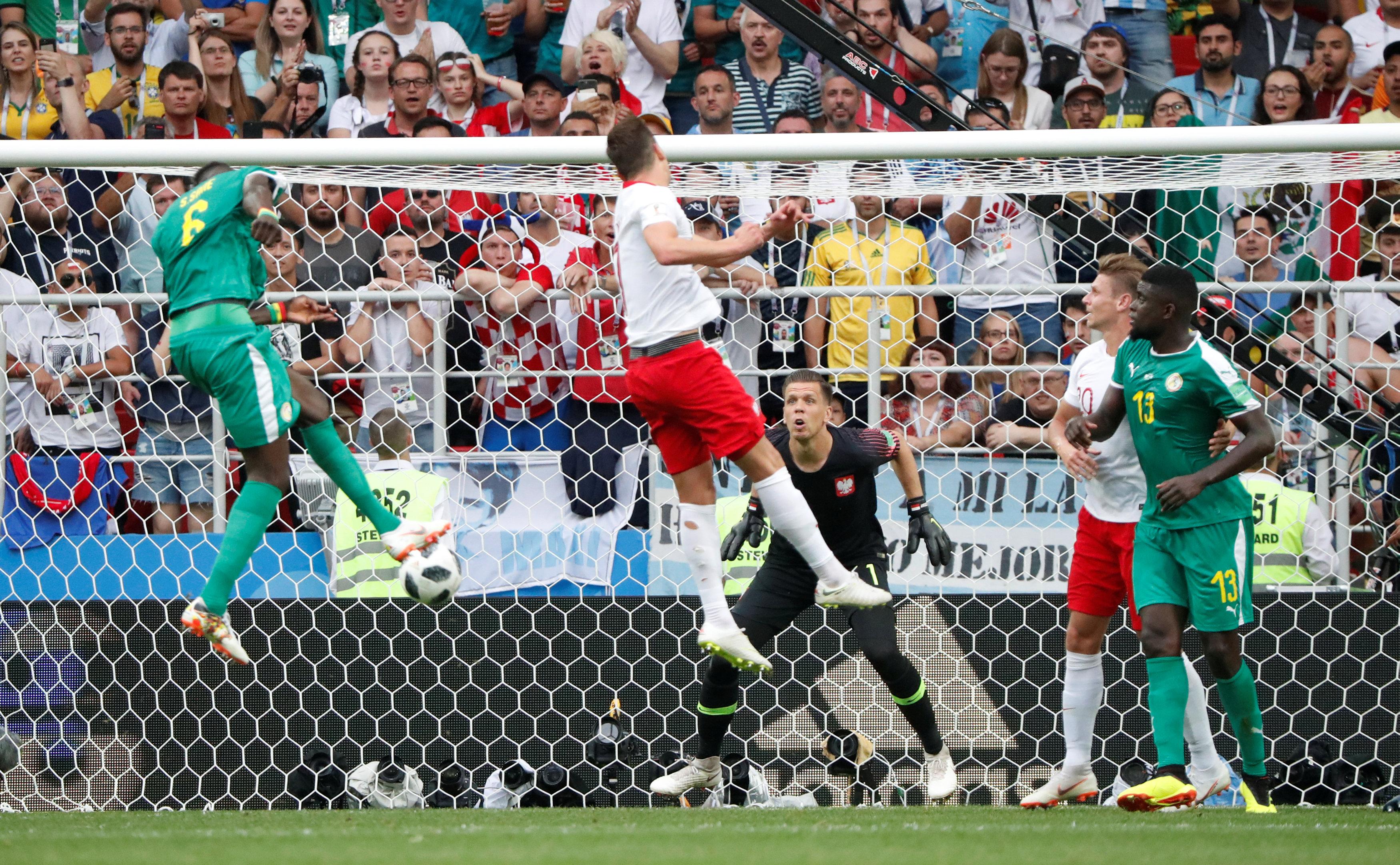 Senegalpunish Polish errors to win 2-1 in Group H