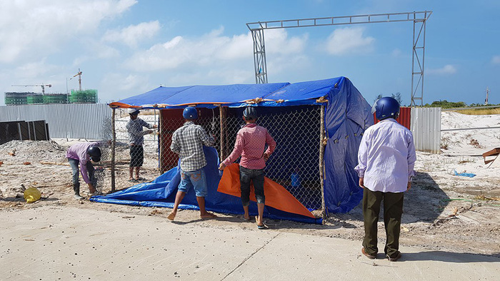 Gangsters terrorize land owners on Vietnam's Phu Quoc Island