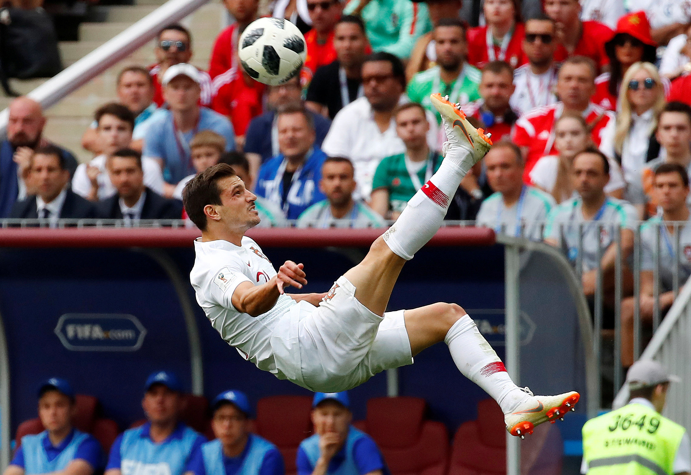 Ronaldo goal earnsPortugal1-0 victory over Morocco