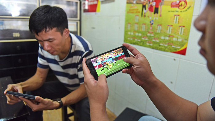 Connection issues dog World Cup streaming in Vietnam