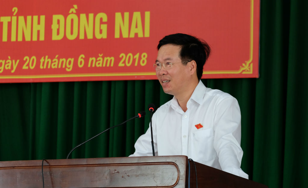 ​Vietnam's cyber security law does not undermine freedom of speech: Party official