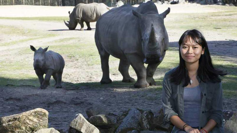 ​Vietnamese woman aspires to promote country's conservation efforts