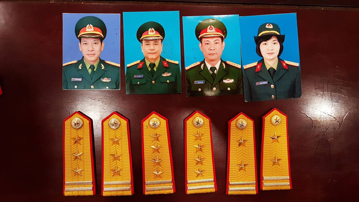 Vietnamese police arrest 5 for impersonating defense officers for swindle