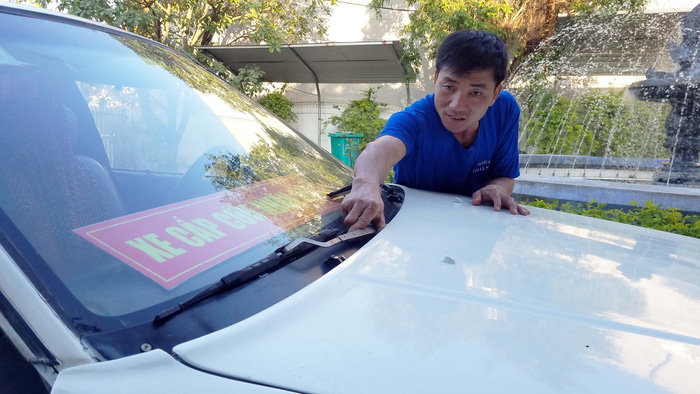 ​Meet the Vietnamese farmer saving lives with secondhand car