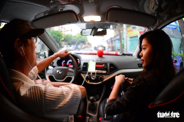 Vietnam transport ministry rejects Grab's proposal to expand operations