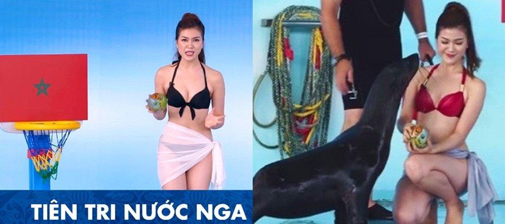 No more 'hot girls', bikini on World Cup shows on Vietnamese TV